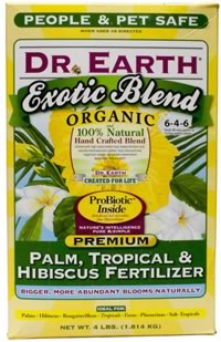 Dr. Earth Exotic Blend Organic Fertilizer
